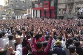 El Ejército sirio irrumpe con tanques en los barrios suníes de la ciudad de Banias