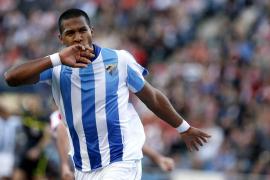 El Málaga humilla a un decepcionante Atlético