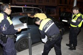 Detenido un conductor que triplicó la tasa de alcohol tras causar un grave accidente en Palma