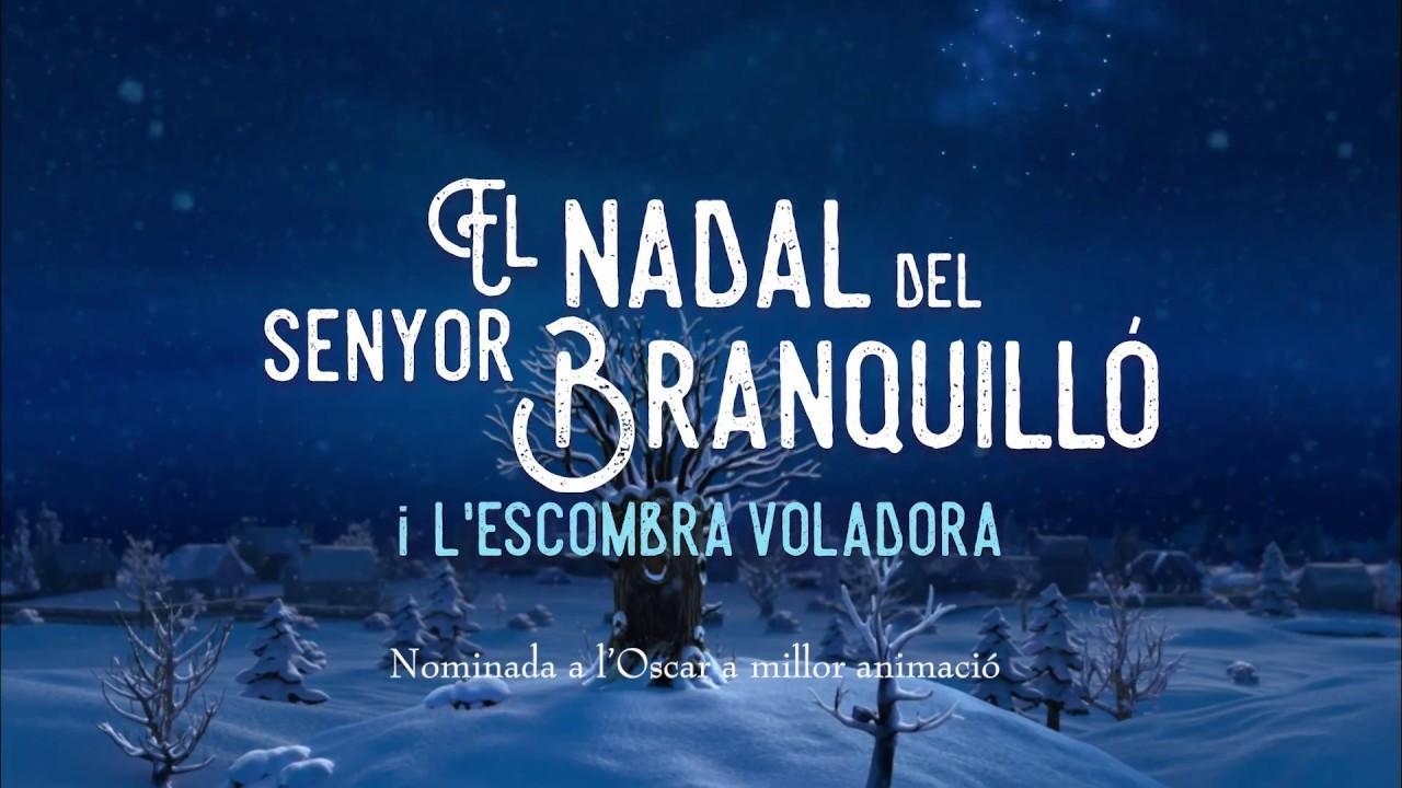 Sesión Navideña de CineCiutat Nins con 'La navidad del hombre rama y la escoba voladora'