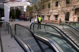El día 10 comienzan las obras para instalar la cubierta en Estación Intermodal de Palma