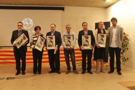 La Obra Cultural reconoce el compromiso con la lengua en los Premis de Maig