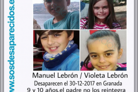Detenido en Sevilla el padre acusado de secuestrar a sus dos hijos