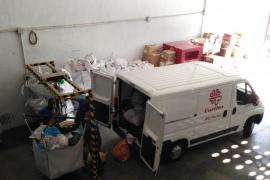 Cáritas Mallorca crea una empresa de inserción laboral, dedicada a la ropa