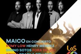 Los 40 Principales celebran un concierto para iniciar las fiestas de Sant Sebastià 2018