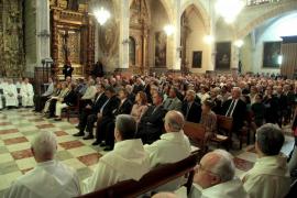 Montesión cumple 450 años rindiendo un emotivo homenaje a Félix Pons