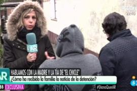 La madre de 'El Chicle' lo tilda de «monstruo y asesino»
