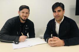 El exmallorquinista Acuña ficha por el Albacete