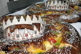 El roscón, el Rey de los dulces