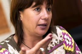 Francina Armengol: «Mi intuición es que seguiremos gobernando»