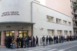 El paro cae 3.539 personas en Baleares en 2017 y se sitúa 63.369 desempleados