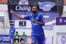 El Palma Futsal hace oficial la llegada de Diego Nunes