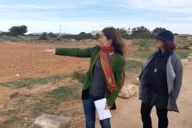 Emaya retira 1.800 toneladas residuos de Es Carnatge acumulados durante 40 años