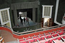 Luz verde a los planes de reforma del cine Capitol de Pollença