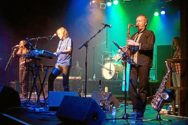 Logicaltramp recupera en el Auditórium de Palma el repertorio del buque insignia del rock progresivo