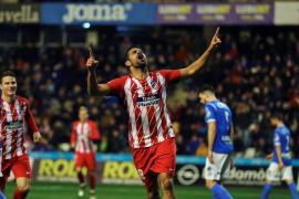 El Atlético sentencia la eliminatoria en el regreso con gol de Costa