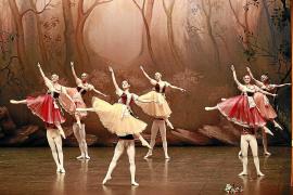 El Ballet de Moscú brilla en el Auditórium de Palma con la función de 'El lago de los cisnes'