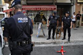 La policía atiende 34 casos de violencia de género esta Navidad en Palma