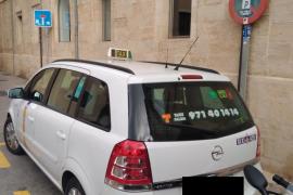 ¿Profesional del taxi?