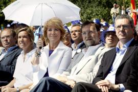 Rajoy calla ante el radicalismo del PP