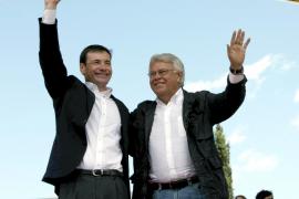 Los expresidentes entran en campaña