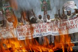 Obama asegura que Bin Laden estuvo protegido en Pakistán por una red de apoyo