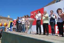 Antich dice que el PP balear está a la derecha de la derecha y Bauzá se centra en el paro