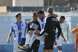 Xisco Hernández podría volver a jugar antes de lo esperado