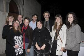 Homenaje del Ajuntament de Ciutadella y el Consell de Menorca a Pau Faner