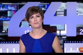 La presentadora de RTVE Lara Siscar denuncia un nuevo caso de acoso en internet