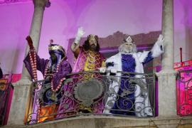 Cabalgata de los Reyes Magos en Palma, ¿a qué hora empieza y dónde se puede ver?