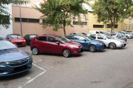 Mal aparcamiento diario