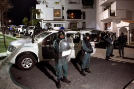 Tres detenidos y dos investigados por la reyerta en Coín
