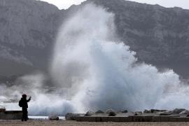 Cinco muertos y casi una treintena de heridos por la tormenta Eleanor en Francia