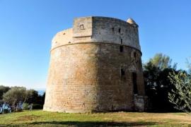 Las torres de defensa de Mallorca se iluminan el próximo sábado 13 de enero por los derechos humanos