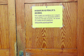 El nuevo juzgado de lo Social se pone en marcha frente al mayor atasco judicial en la Isla