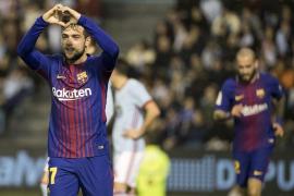 Arnáiz pudo ser jugador del Atlético Baleares