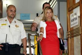 La Audiencia revisará este viernes el recurso de Munar contra una pieza del 'caso Maquillaje'