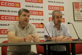 Los trabajadores de las ambulancias de Balears convocan una huelga de 4 horas por turno