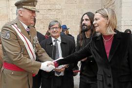 Salom insiste en la intención del Gobierno de aumentar el número de policías en Balears