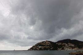 Las temperaturas bajan este domingo en Baleares