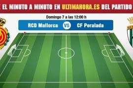 Real Mallorca-Peralada, en directo