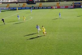 El Atlético Baleares cae goleado en Villarreal