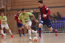El Palma Futsal se abona al empate