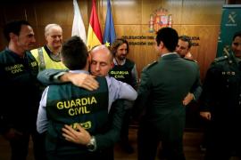 La Guardia Civil dice que no se detuvo antes a 'el Chicle' por riesgo de no conseguir una condena