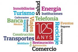 Patrocinadores, colaboradores y amigos apoyan la celebracion del 125 aniversario de Ultima Hora