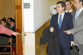El juez se niega a aclarar en qué piezas del 'caso Palma Arena' está imputado Matas