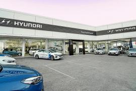 Hyundai y Proa Automoción, líderes de ventas en Balears