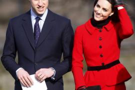 Los duques de Cambridge inician su luna de miel