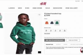 H&M retira la imagen de un niño negro de una promoción después de ser acusada de racista